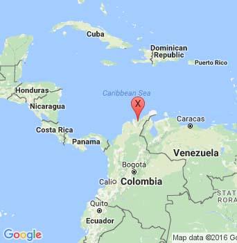 Colombian Santa Marta